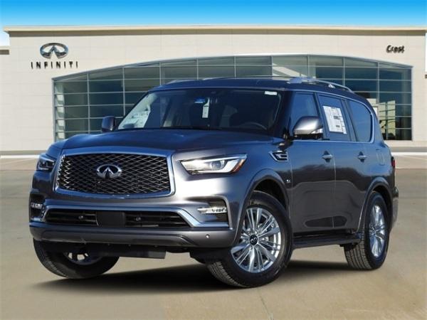 2020 INFINITI QX80 in Frisco, TX