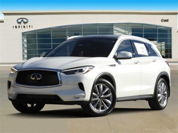 2020 INFINITI QX50 in Frisco, TX