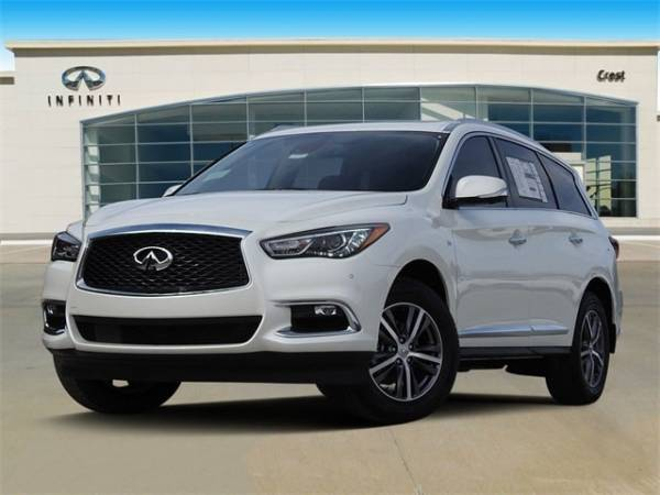 2020 INFINITI QX60 in Frisco, TX
