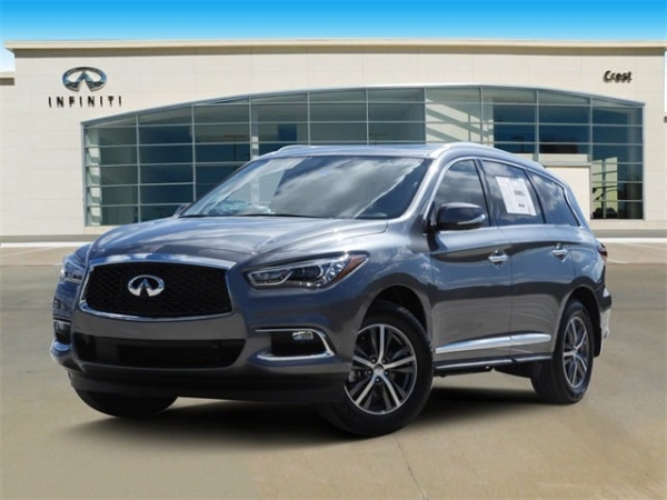 2020 INFINITI QX60 in Frisco, TX