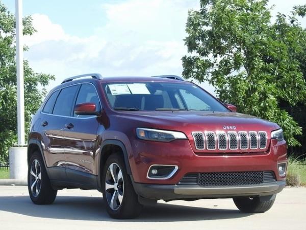 2019 Jeep Cherokee in Frisco, TX