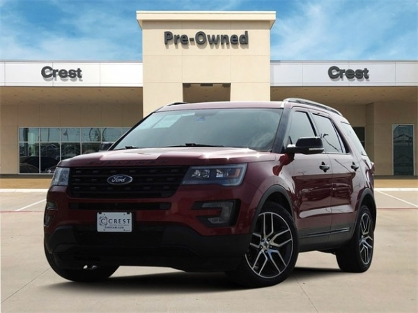 2017 Ford Explorer in Frisco, TX