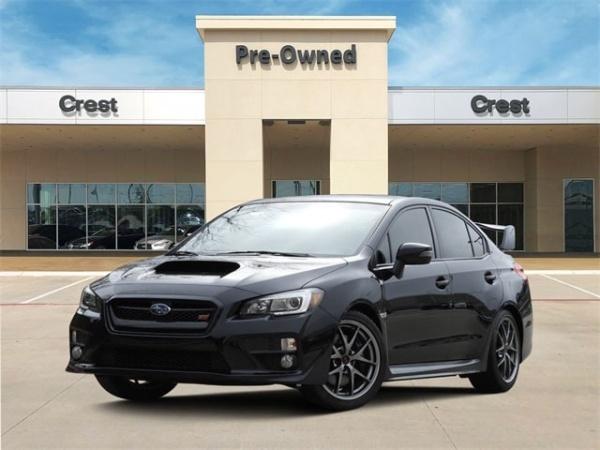 2017 Subaru WRX in Frisco, TX