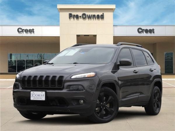 2018 Jeep Cherokee in Frisco, TX