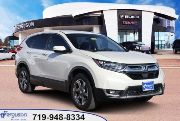 2018 Honda CR-V in Colorado Springs, CO