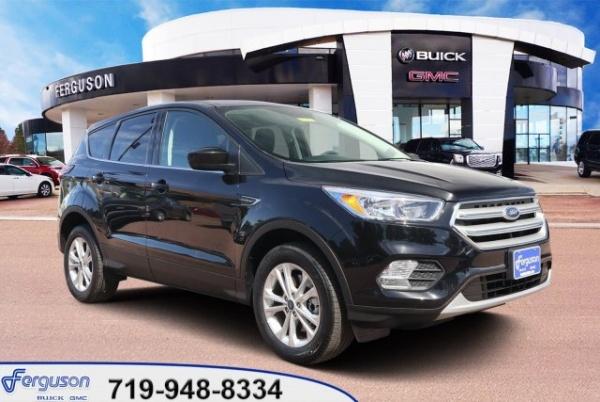 2019 Ford Escape in Colorado Springs, CO