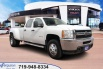 2014 Chevrolet Silverado 3500HD WT Crew Cab Long Box DRW 4WD for Sale in Colorado Springs, CO