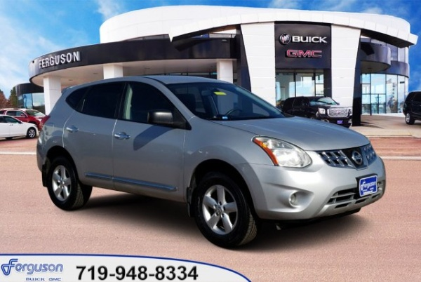 2012 Nissan Rogue in Colorado Springs, CO