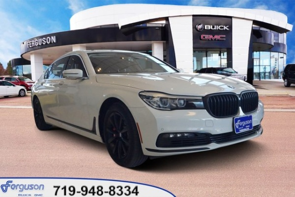 2018 BMW 7 Series 740i xDrive