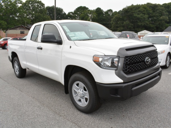 Great 2018 Toyota Tundra 2WD SR Double Cab 6.5u0027 Bed ...