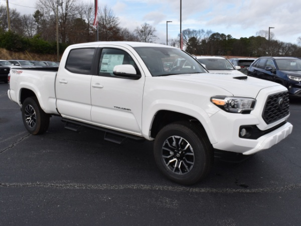 2020 Toyota Tacoma in Spartanburg, SC