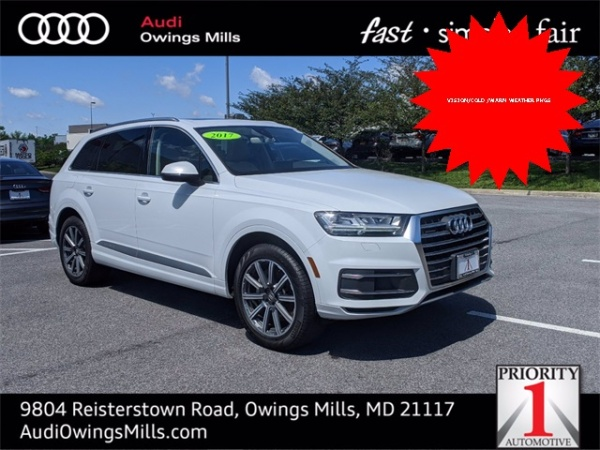 2017 Audi Q7 in Owings Mills, MD
