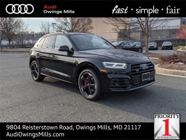 2020 Audi SQ5 in Owings Mills, MD