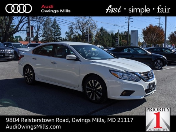 2018 Nissan Altima in Owings Mills, MD