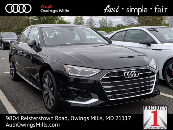 2020 Audi A4 in Owings Mills, MD