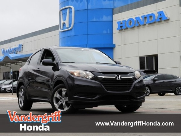 2016 Honda HR-V in Arlington, TX