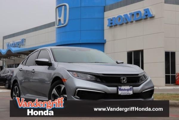 2019 Honda Civic in Arlington, TX