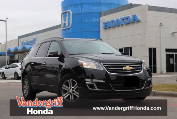 2016 Chevrolet Traverse in Arlington, TX