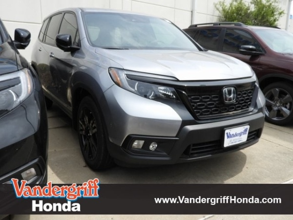 2019 Honda Passport in Arlington, TX