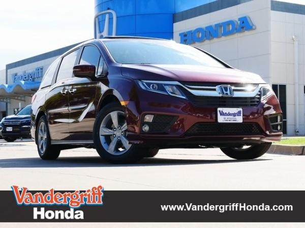 2020 Honda Odyssey in Arlington, TX