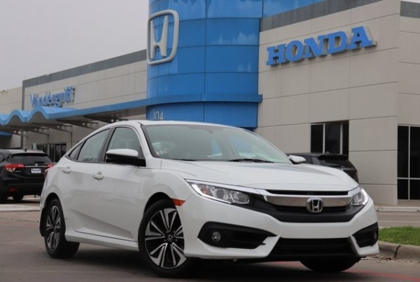 2017 Honda Civic in Arlington, TX
