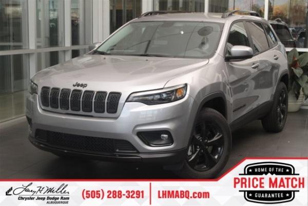 2020 Jeep Cherokee in Albuquerque, NM