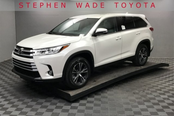 2019 Toyota Highlander in St. George, UT