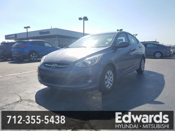 2017 Hyundai Accent In Council Bluffs, IA