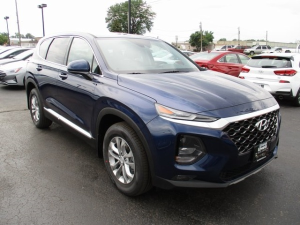 2020 Hyundai Santa Fe in Council Bluffs, IA