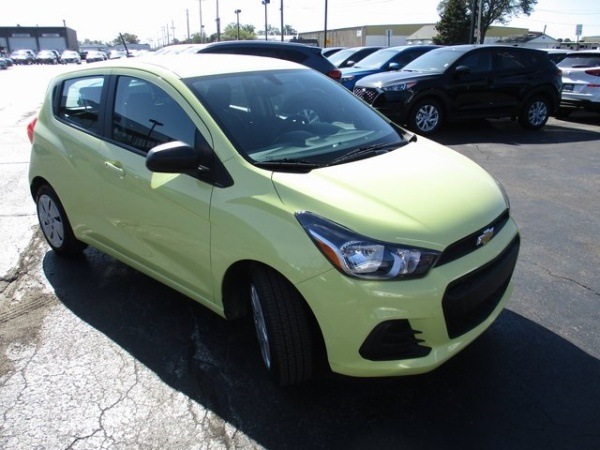 2018 Chevrolet Spark in Council Bluffs, IA