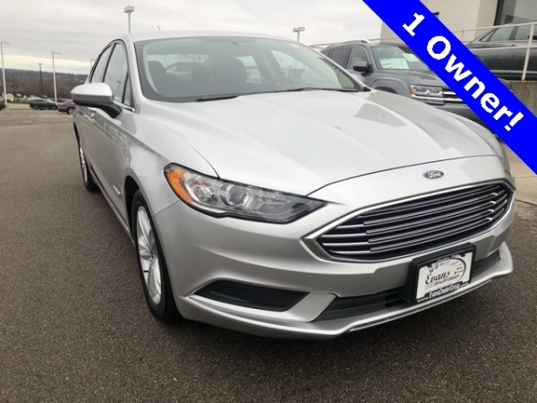 2018 Ford Fusion in Dayton, OH