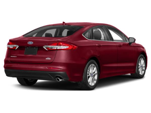 2019 Ford Fusion in Charleston, SC