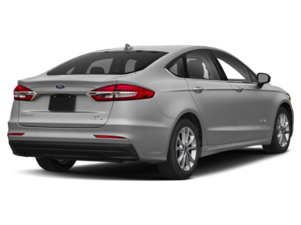 2019 Ford Fusion in Charlotte, NC