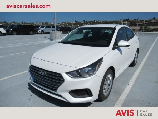 2019 Hyundai Accent in Dallas, TX
