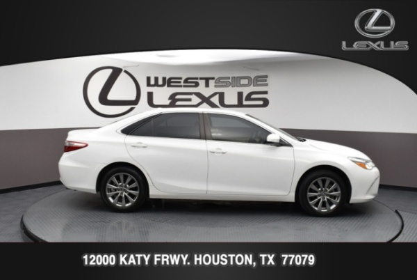 2017 Toyota Camry in Houston, TX