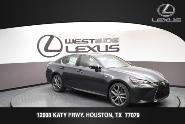 2019 Lexus GS in Houston, TX
