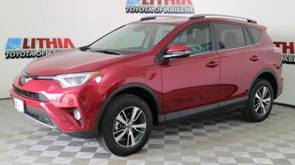 2018 Toyota RAV4 in Abilene, TX