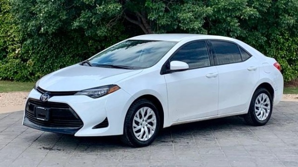 2018 Toyota Corolla in Abilene, TX
