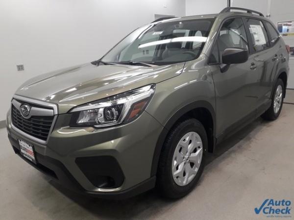 2020 Subaru Forester in Bellevue, NE