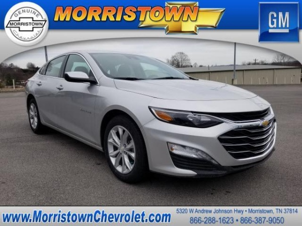 2019 Chevrolet Malibu Lt With 1lt For Sale In Morristown Tn