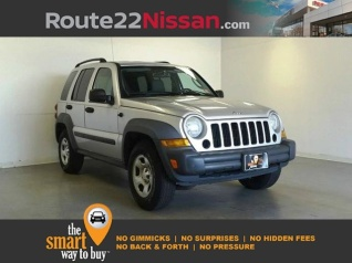 Used Jeep Liberty For Sale >> Used 2007 Jeep Libertys For Sale Truecar