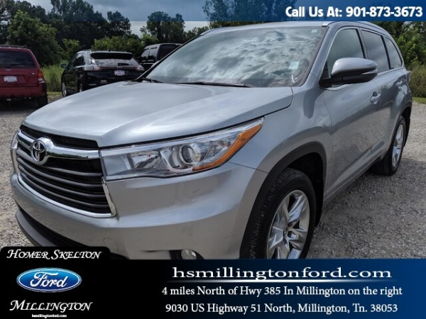 2016 Toyota Highlander in Millington, TN
