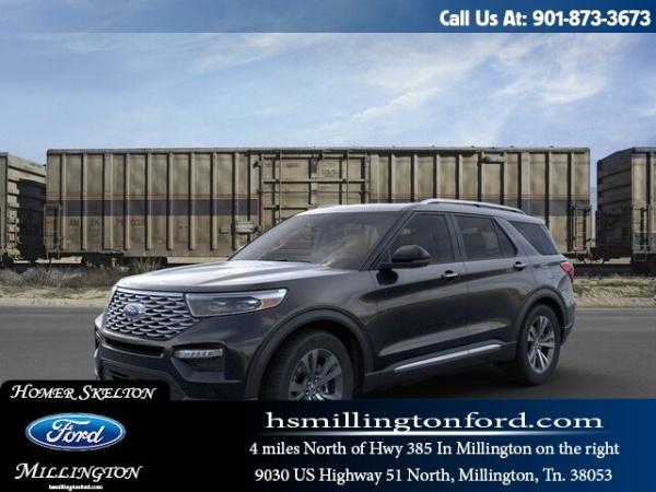 2020 Ford Explorer in Millington, TN