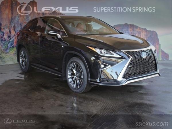 2019 Lexus RX RX 350 F Sport