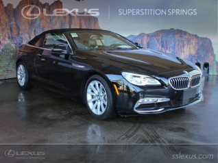 2017 Bmw 6 Series 640i Convertible For In Mesa Az