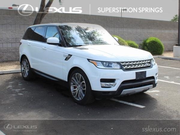 2017 Land Rover Range Rover Sport in Mesa, AZ