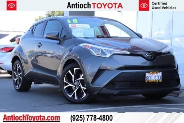 2018 Toyota C-HR in Antioch, CA