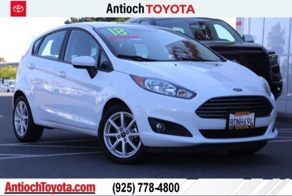 2018 Ford Fiesta in Antioch, CA