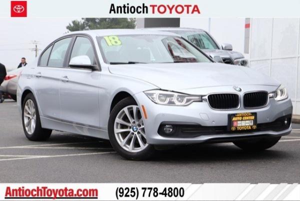 2018 BMW 3 Series in Antioch, CA