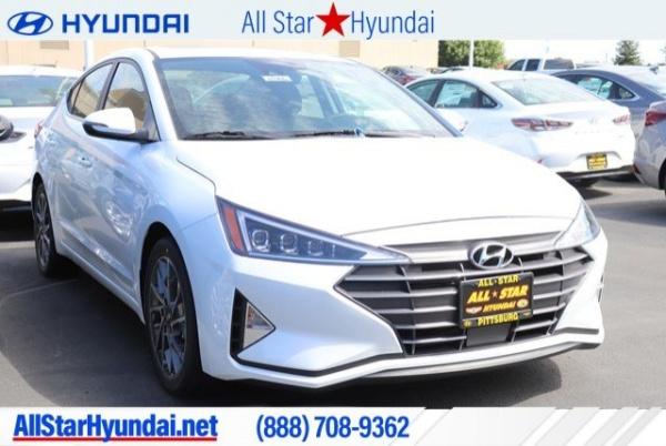 2020 Hyundai Elantra in Pittsburg, CA